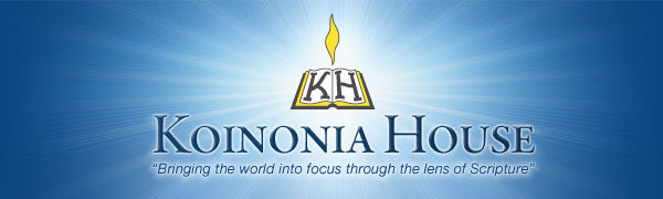 Koinonia House - Bringing the world into focus through the lens of Scripture