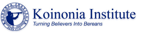 Koinonia Institute logo
