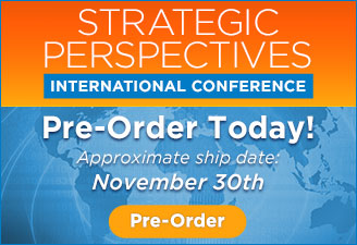 Strategic Perspectives Conference 2014 Pre-Order