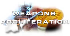 Weapons Proliferation